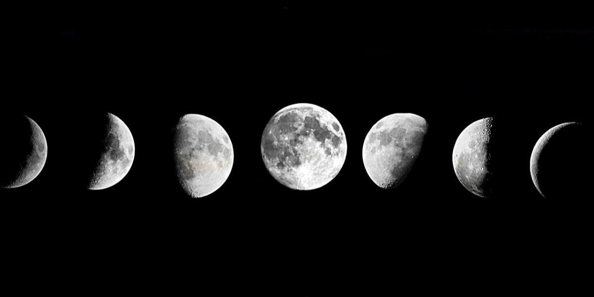 【月亮】月亮與太陽的關係
