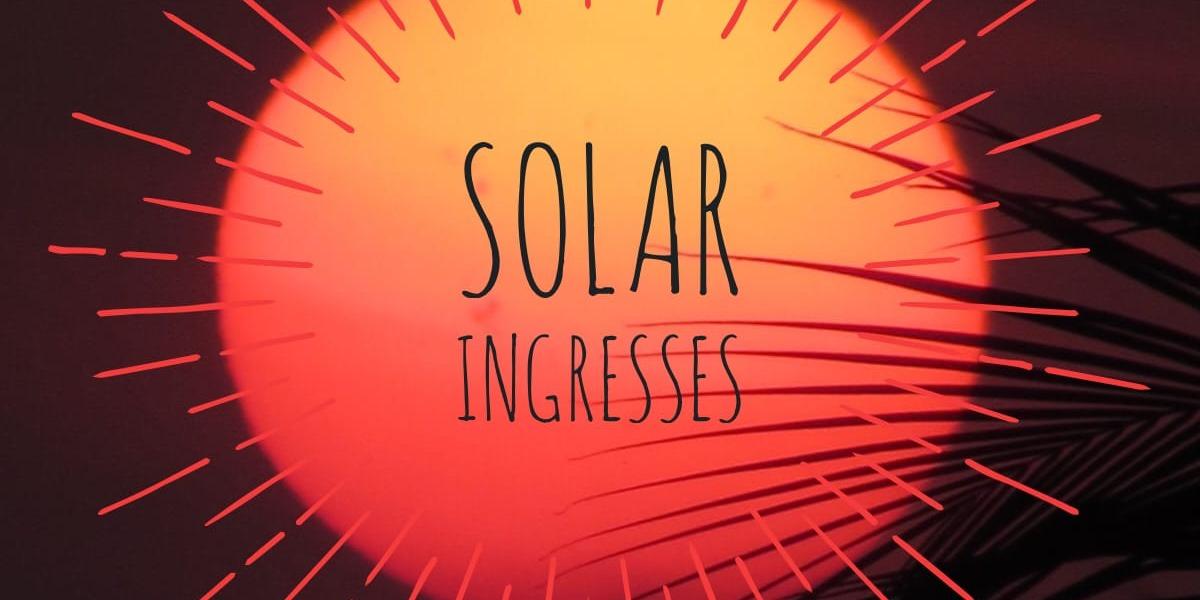 【春分始入盤】2021 香港的白羊座太陽始入盤 Solar Ingress Chart