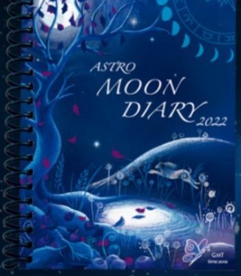 【十二星座】 Moon Diary 2022