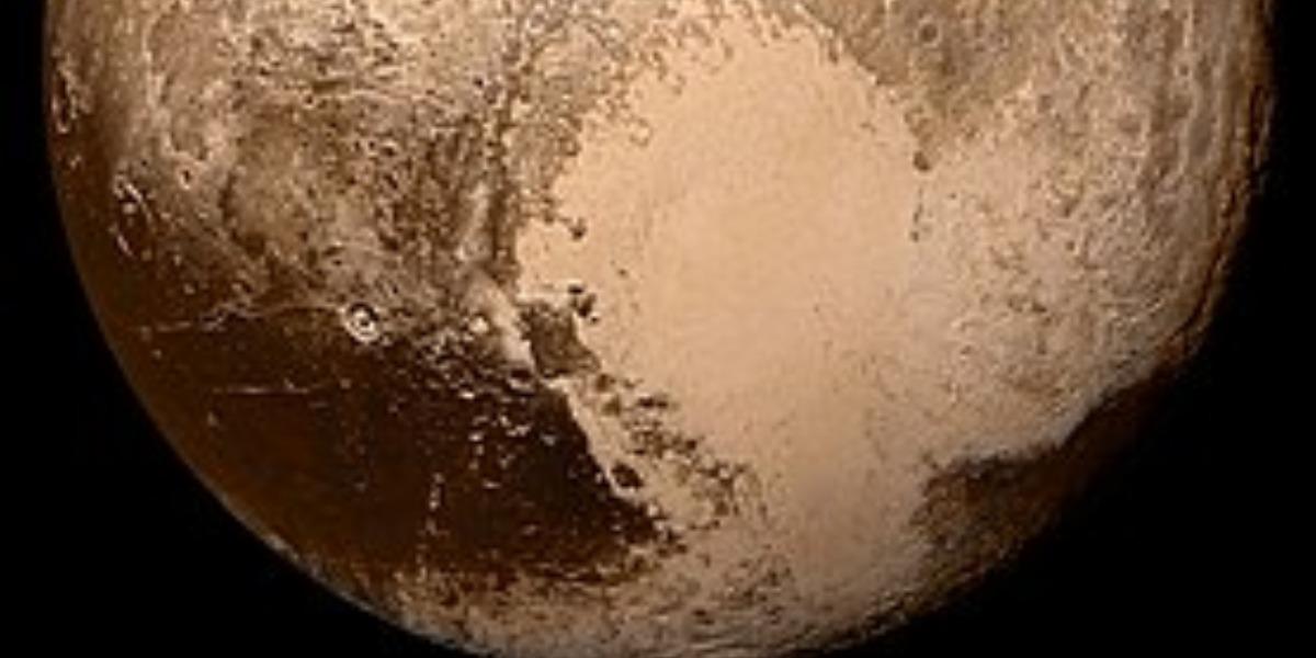 【星座.占星學】占星盤上的冥王星