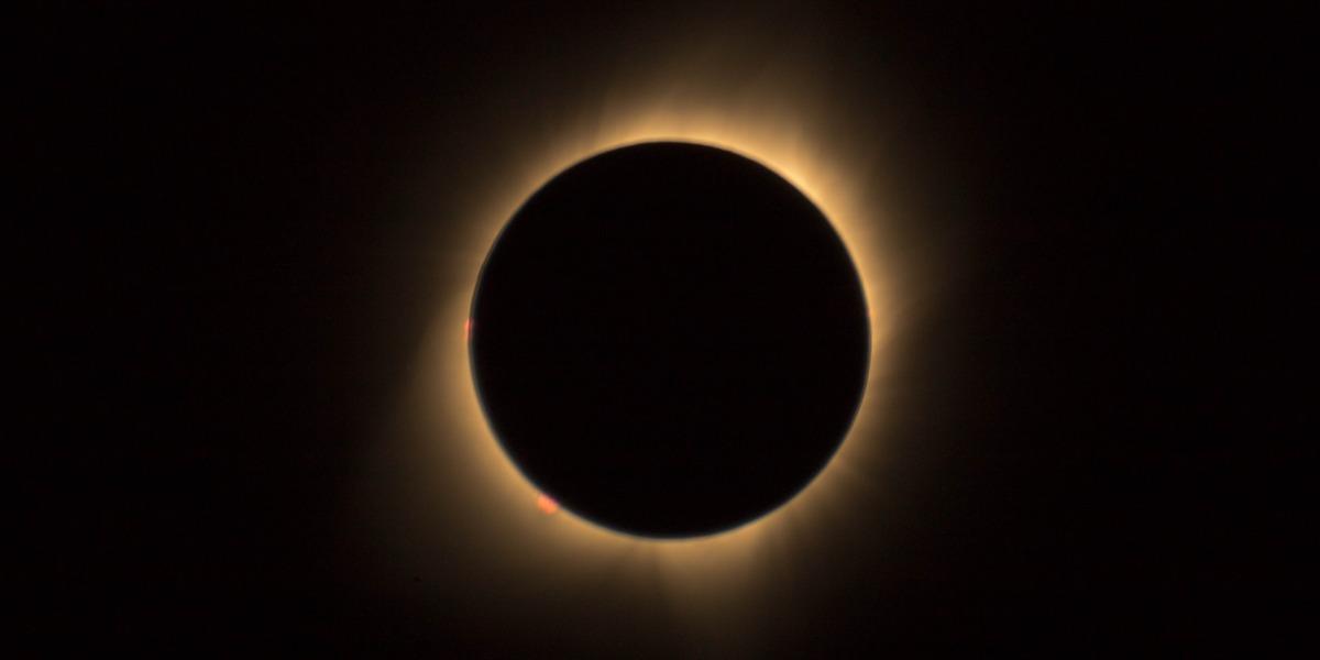 【日全食】人生旅途的意義?射手座新月及日食