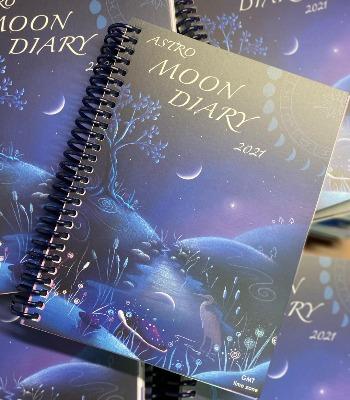 【十二星座】 Moon Diary 2021