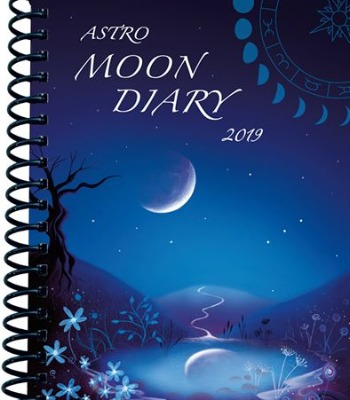 Astro Moon Diary 2019