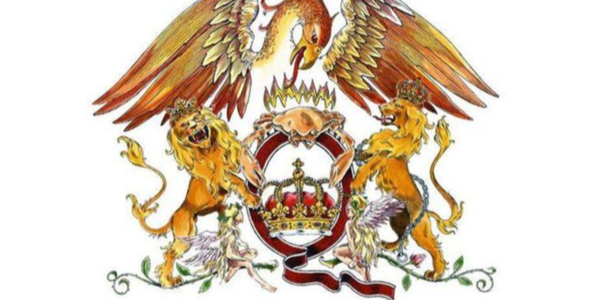 【Freddie Mercury】Queen 樂隊的Logo